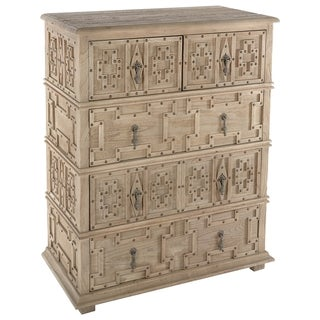 Safavieh Couture Collection Powell Elm Sand Storage Chest