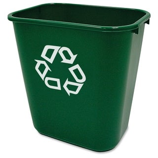 Rubbermaid Commercial Recycling Symbol Container - (1 Each)