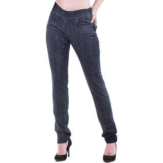 Women's Rinse Wash Slim Leg Denim