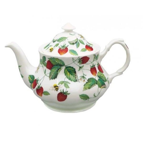 Roy Kirkham Alpine Strawberry Teapot 17280583