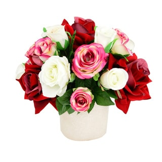 Valentine's Day Assorted Rose Bouquet