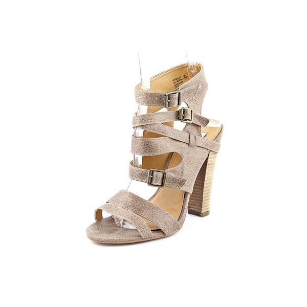 Not Rated Women's 'Solana' Faux Leather Sandals