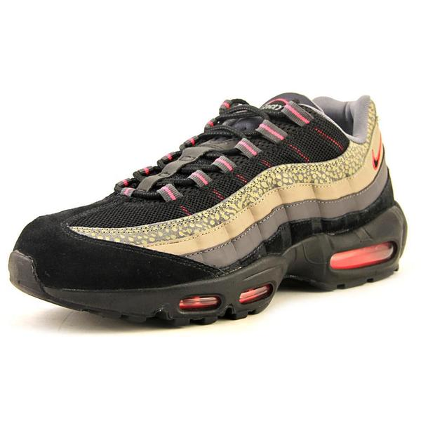 Nike Men's 'Air Max 95 Premium' Leather Athletic