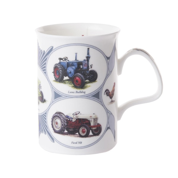 Roy Kirkham Lancaster Days Past Mugs (Set of 6)