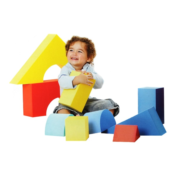 EduShape 16-piece Giant Blocks