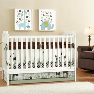 Baby Relax Willow 2-in-1 Convertible Crib