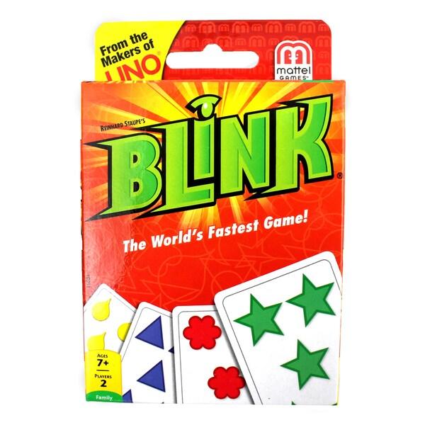 Mattel Blink Card Game (Set of 3) 17281069