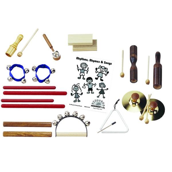 Hohner Multi-Instrument Classroom Set 15-Player