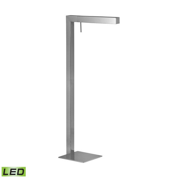 Lamp Works Chrome LED Floor Lamp