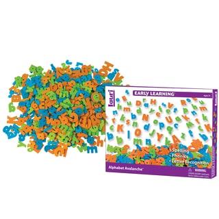 LAURI Mini Alphabet Avalanche 500-piece Letter Set