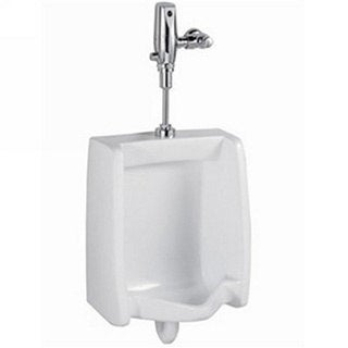 American Standard White Washbrook Urinal Flushing Valve System