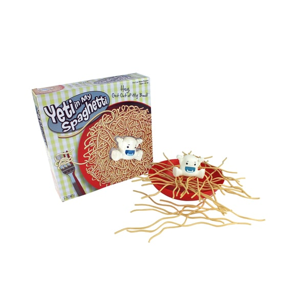PATCH Yeti in my Spaghetti Game