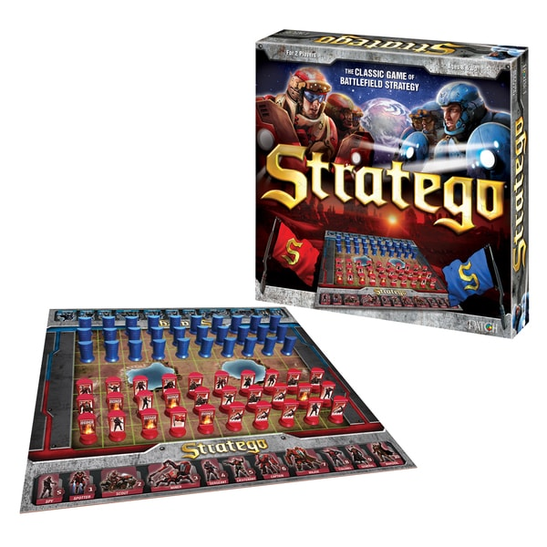 PATCH Stratego Sci Fi Board Game