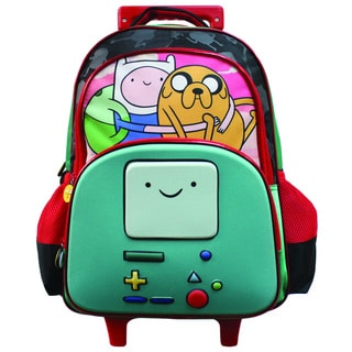 Adventure Time Beemo Rolling Backpack