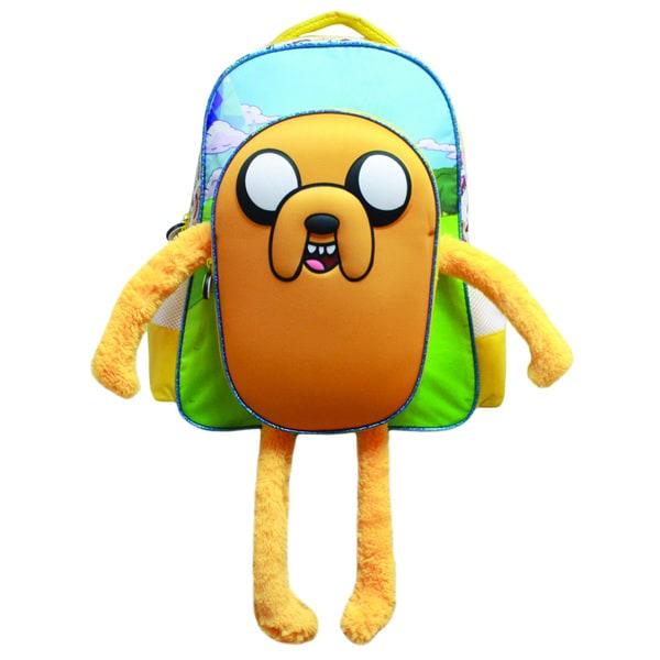 Adventure Time Jake Backpack