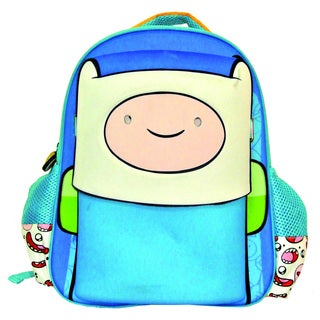Adventure Time Finn 3D Cartoon Backpack with Mask