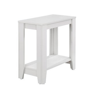 Accent Table-White