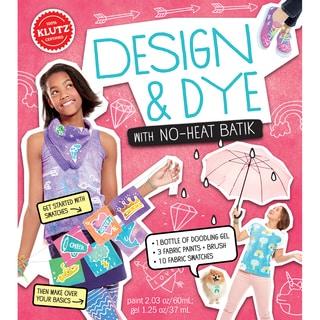 Design & Dye Book Kit