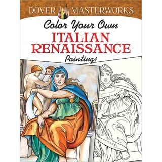 Dover Publications Dover Masterworks: Italian Renaissance