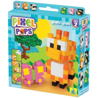 Pixel Pops Figure Kits Giraffe