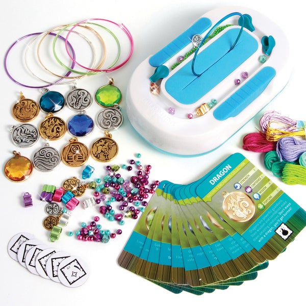 Style Me Up! Charmazing Deluxe Bracelet Kit Nature