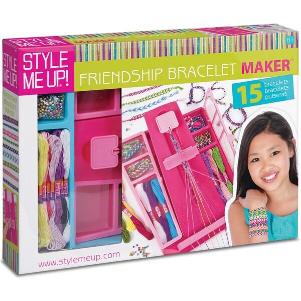 Style Me Up! Friendship Bracelet Maker Kit