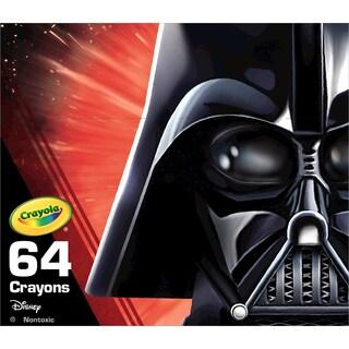 Crayola Star Wars Crayons 64/Pkg Darth Vader
