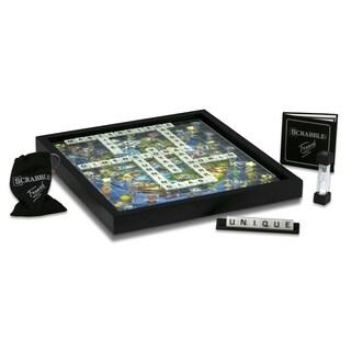 Scrabble 3D World Edition by Charles Fazzino
