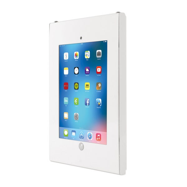 Pyle PSPADLKW06 Anti-theft Public Display Safe Lock and Secure Wall Mount iPad Holder Case 17282704