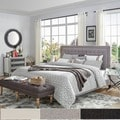 INSPIRE Q Bellevista Square Button-tufted Upholstered Full-size Bed