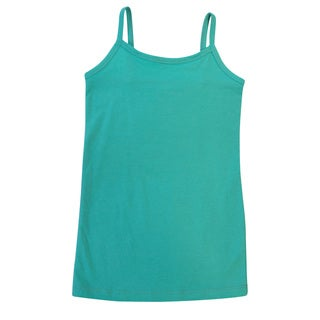 DownEast Basics Girls' Spaghetti Strap Layering Camisole