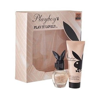 Playboy Play It Lovely Women's 2-piece Gift Set