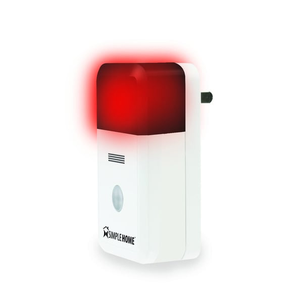 Simple Home Smart Siren Alarm
