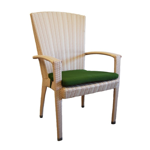Breeze High Back Armchair Set of 2