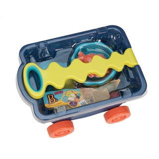 B. Toys B. Wavy Wagon Beach Toy