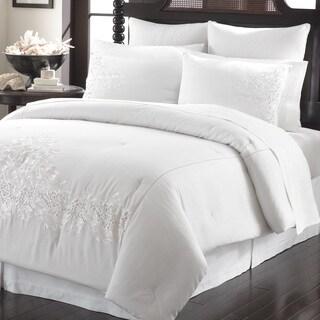 Tommy Bahama Heirloom Embroidery Comforter Set