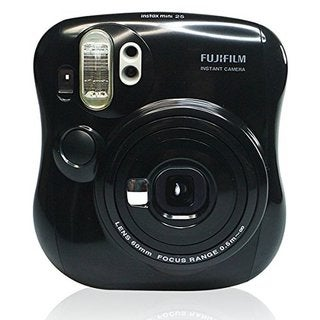 Fujifilm Instax Mini 25 Instant Film Camera Black