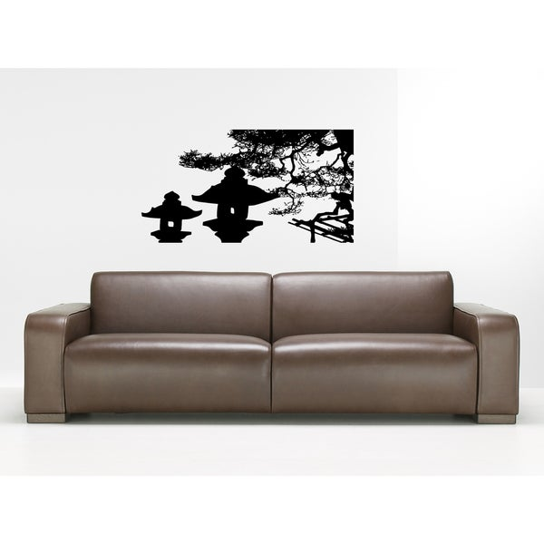 Landscape Japan Wall Art Sticker Decal