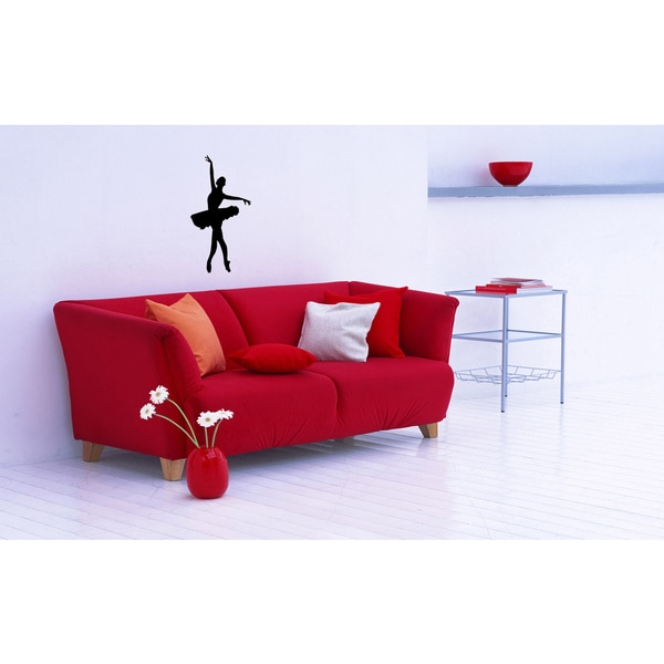 Dancer Actress Wall Art Sticker Decal