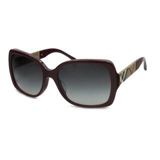 Burberry Women's BE4160F Rectangular Sunglasses