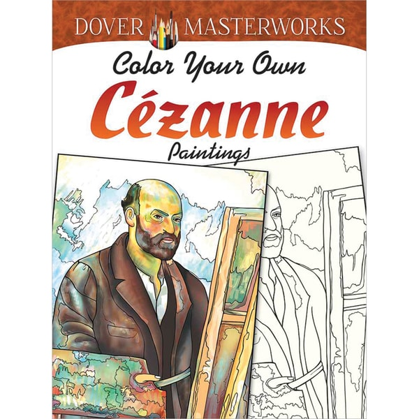 Dover Publications Dover Masterworks: Cezanne Paintings