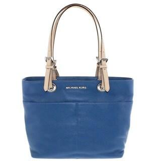 Michael Kors Bedford Top Zip Pocket Handbag Tote