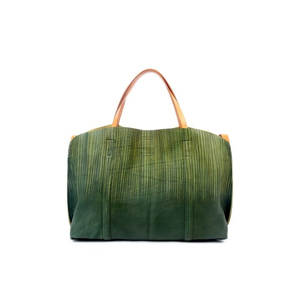 Old Trend OT13008-D Drift Forest Island Moss/ Palm Tote