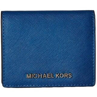 MICHAEL by Michael Kors Jet Set Travel Flap Card Holder