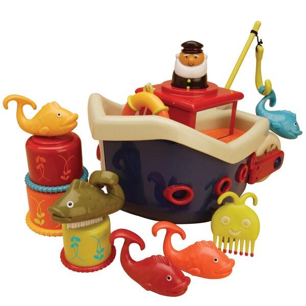 B. Toys B. Fish and Splish Boat