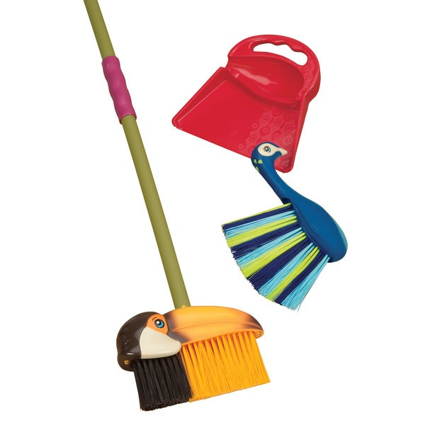 B. Toys B. Tropicleania Cleaning Set