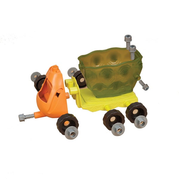 B. Toys B. Dump Truck Build-A-Ma-Jig Toy