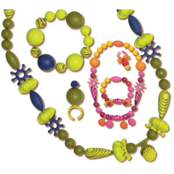 B. Toys B. Pop-Arty Beads