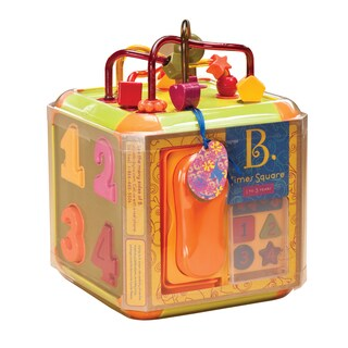 B. Toys B. Times Square Activity Cube