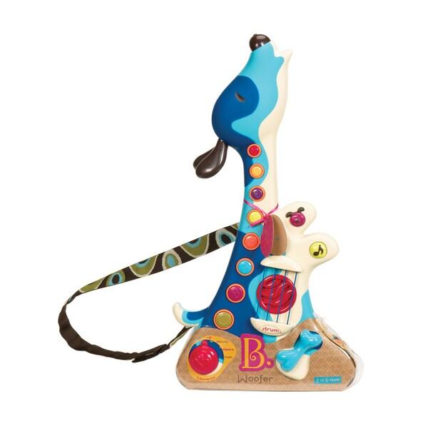 B. Toys B. Woofer Guitar